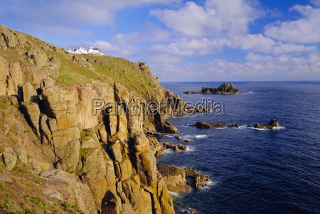 lands end cornwall england