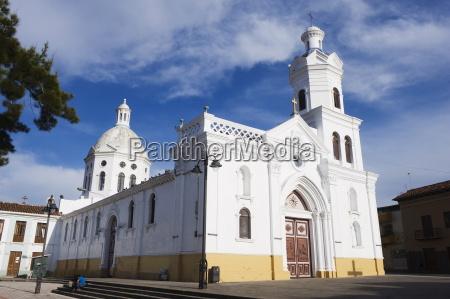 san sebastian church historic centre of
