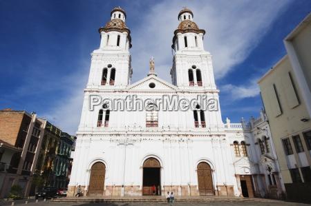 iglesia de santo domingo historic centre