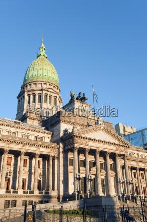 palacio del congreso national congress building
