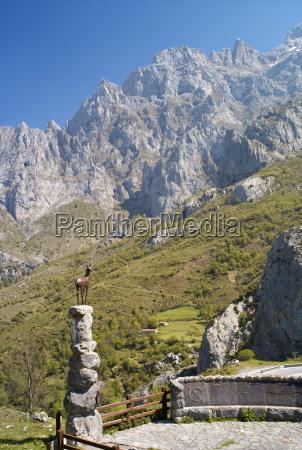 a viewpoint near cain picos de