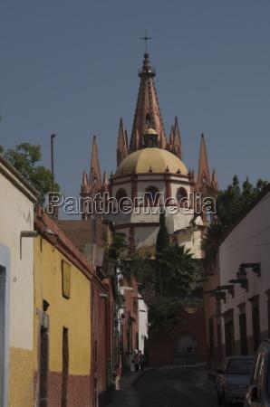 la parroquia church notable for its