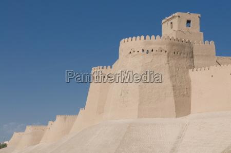 strong walls of ichon qala itchan