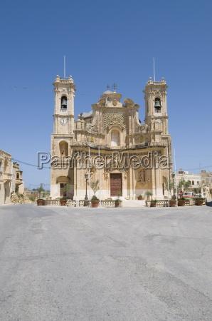church of the visitation gharb gozo