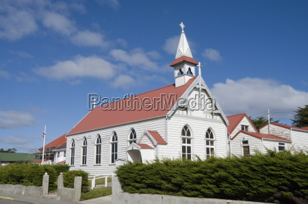 catholic church port stanley falkland islands