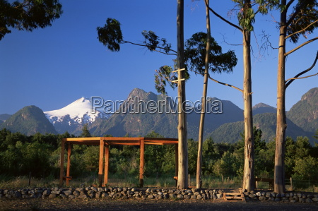 volcano villarrica villarrica national park curarrehue