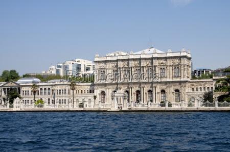 the bosporus istanbul turkey europe