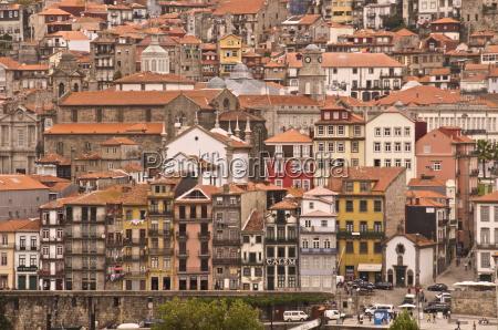vila nova de gaia seen from
