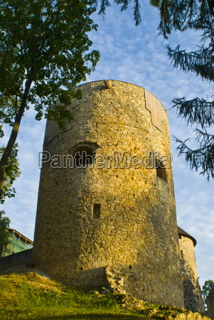 the knights stronghold of sigulda in
