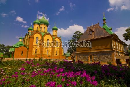 puhtitsa convent kuremae estonia baltic states
