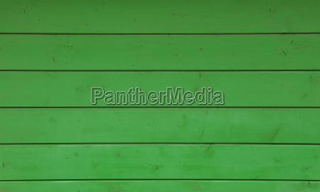 green vintage grunge painted wooden planks