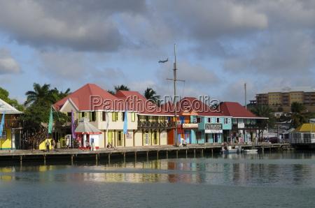 st johns antigua leeward islands west