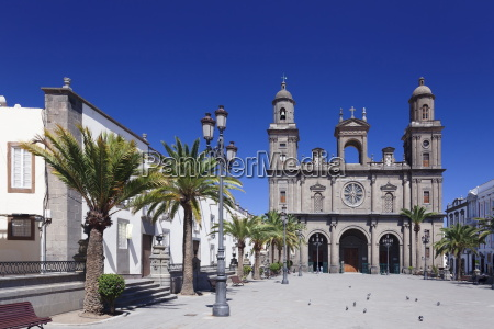 santa ana cathedral plaza santa ana