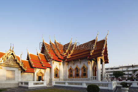 the marble temple wat benchamabophit bangkok