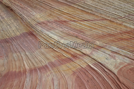 sandstone layers and lines coyote buttes