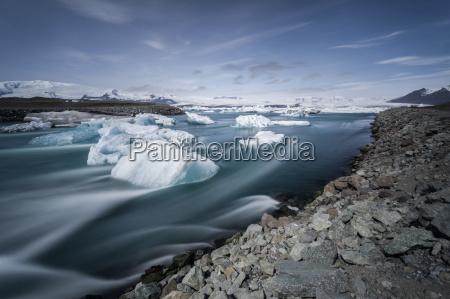jokulsarlon iceland polar regions