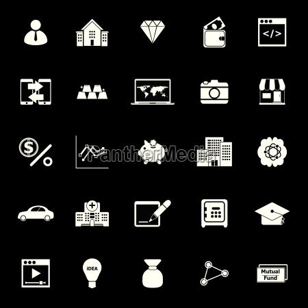 new online business icons