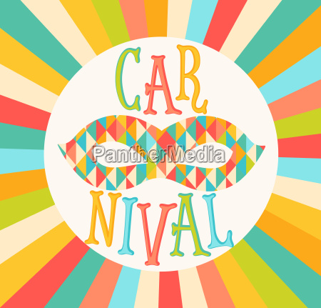 vector carnival funfair