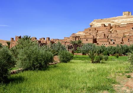 kasbah ait benhaddou unesco world heritage