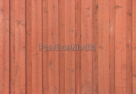 scandinavian wood texture in falun red