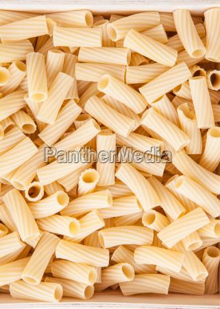raw italian noodles