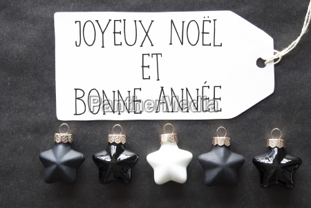 black, christmas, tree, balls, , bonne, annee - 19122083