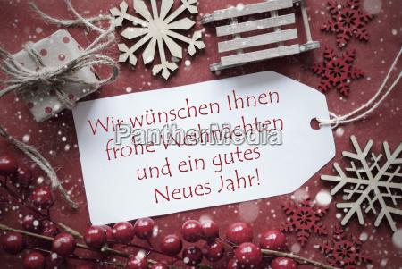 nostalgic, decoration, , label, with, weihnachten, jahr - 19122063
