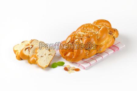 czech, christmas, bread, (vanocka) - 19128139
