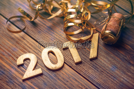 2017 year wood number