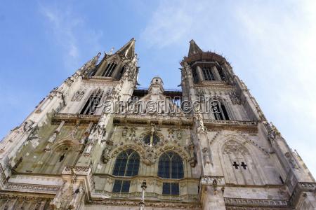 regensburg cathedral st peter