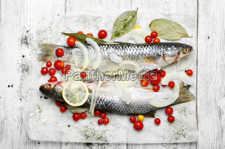 cooked to cooking fish