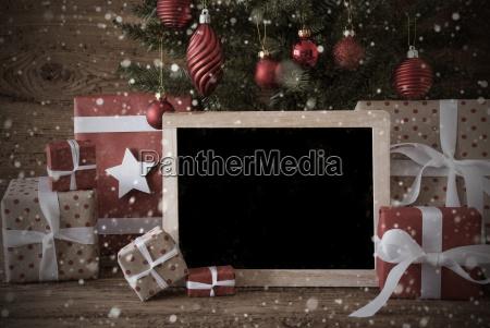 nostalgic, christmas, tree, with, copy, space, - 19157965