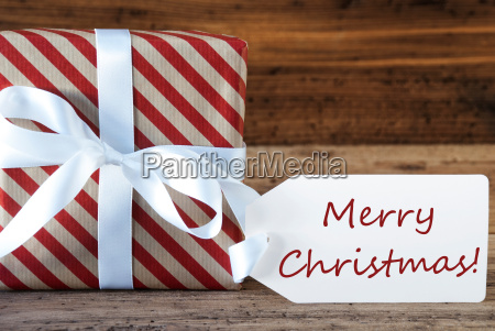 present, with, label, , text, merry, christmas - 19157949