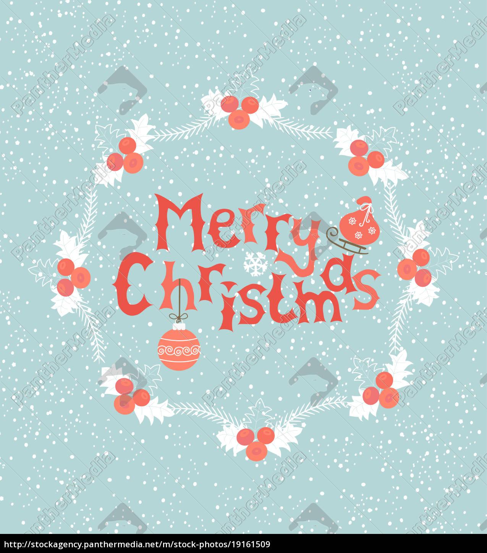 greeting, card, for, christmas. - 19161509