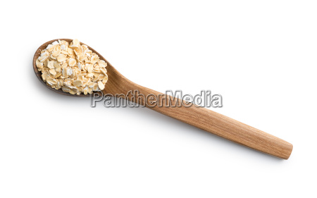 dry rolled oatmeal