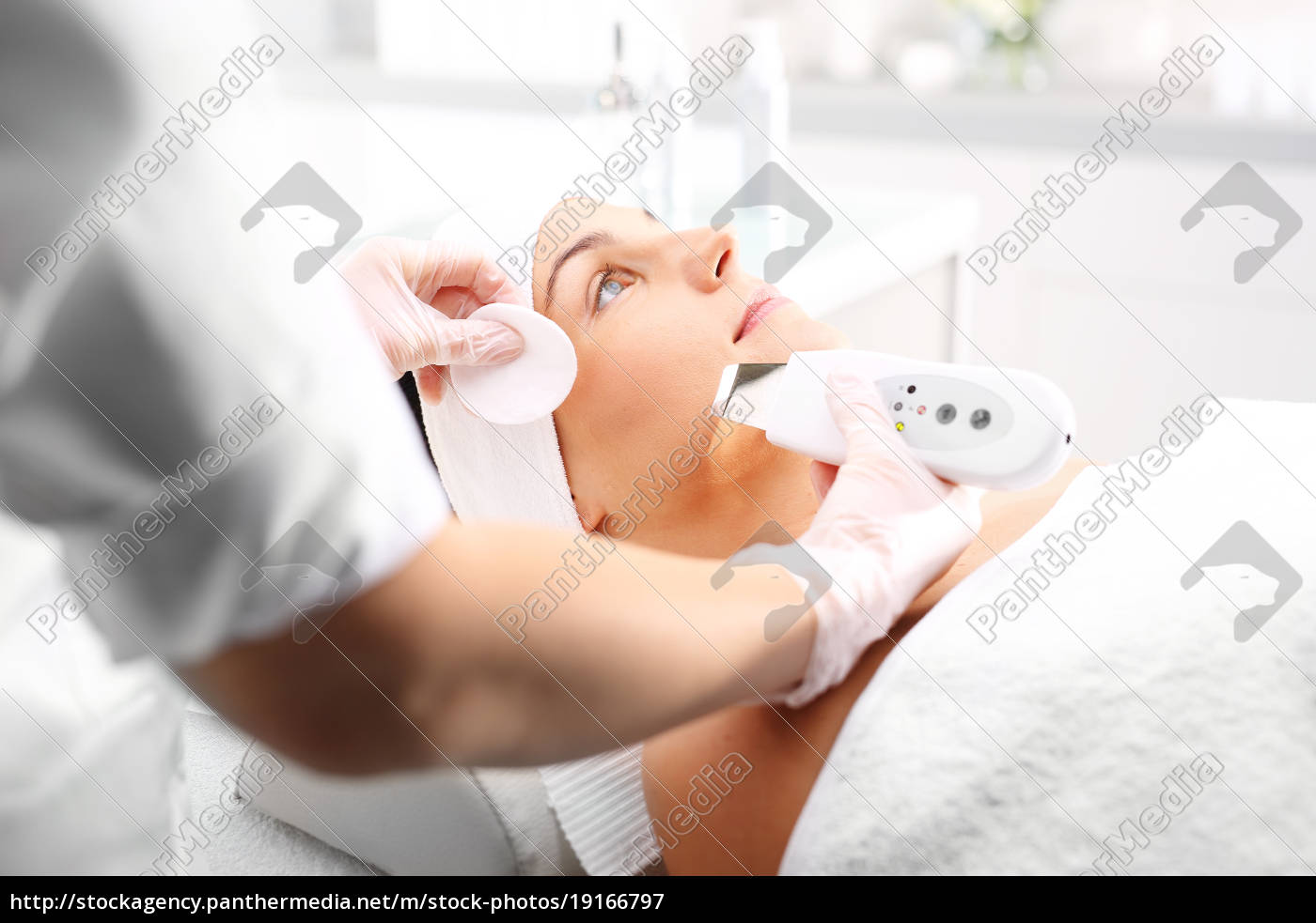 cavitation, peeling, facial, treatment - 19166797