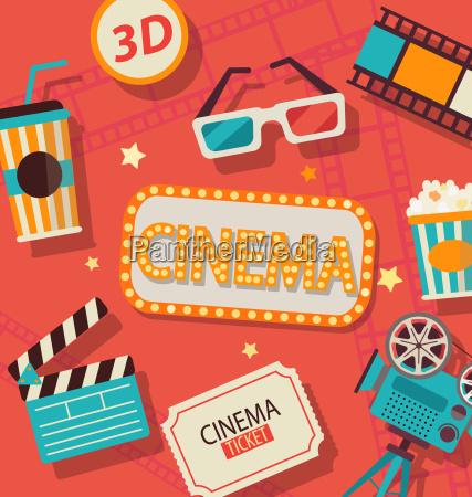 concept of cinema
