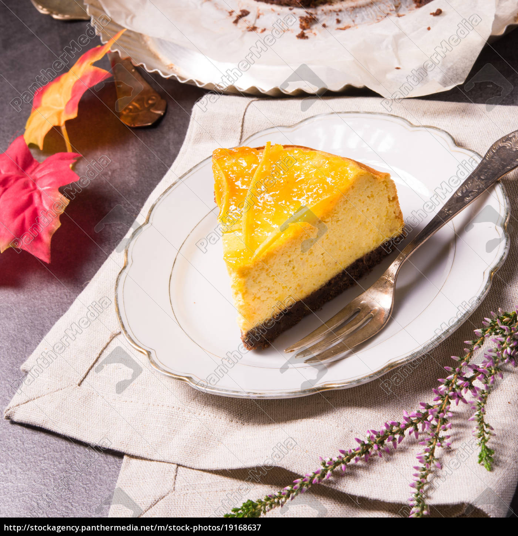pumpkin, cheese, cake - 19168637