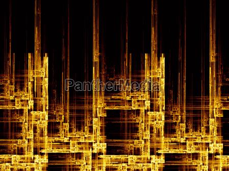 fractal structure