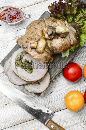 christmas meat treats