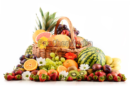 composition, with, assorted, fruits - 19179081