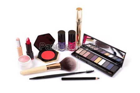 collection, of, makeup, cosmetics, isolated, on - 19181153