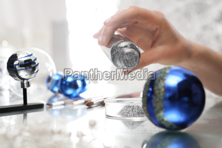 christmas ornaments factory the position of