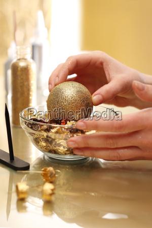 handwritten, prepare, christmas, decorations - 19183267