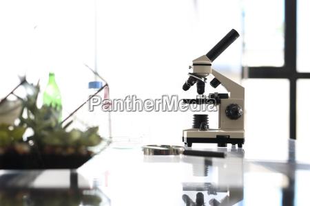 analytical laboratory microscope