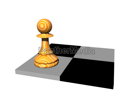 exempted chessboard with bauer