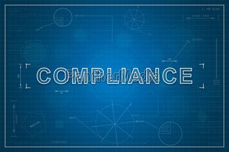 blueprint of compliance