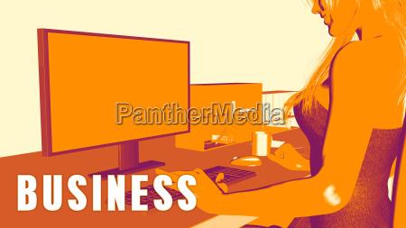 business concept course