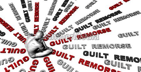 guilt remorse