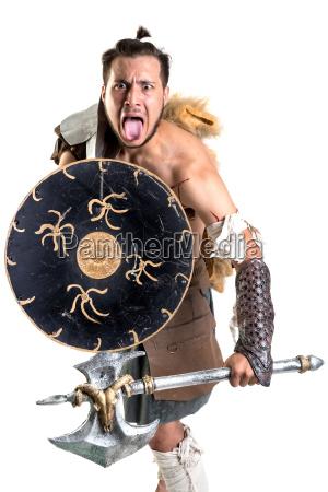 gladiator/warrior - 19205713